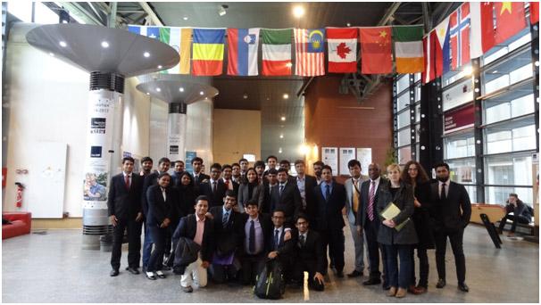Internationalization students gp