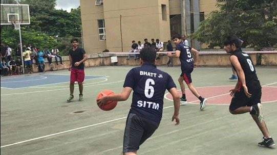 Sports at SIDTM