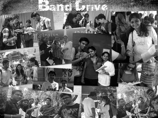 Band drive